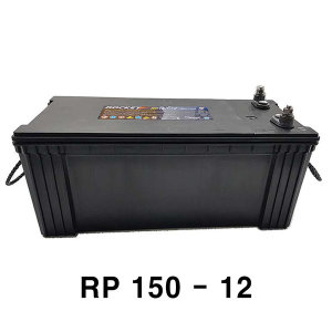 ROCKET RP150-12 12V150AH 연납축전지 배터리