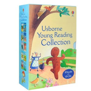 Usborne Young Reading Collection 10권/영리딩컬렉션