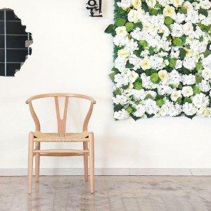 Y목재체어 원목의자 카페의자 인테리어 와이체어