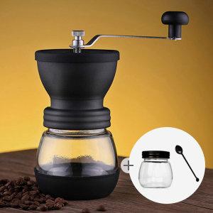 커피그라인더 커피분쇄기 원두분쇄기 핸드밀 메이커