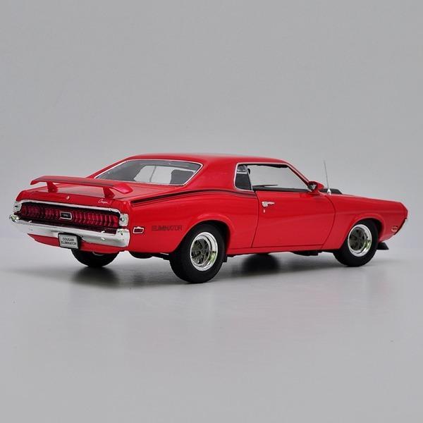 1970 머큐리 쿠거 1:18 합금 다이캐스트 자동차모형