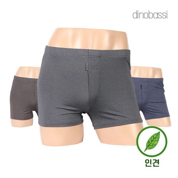 디노바시/남성/남자/트렁크/사각/팬티/인견 DMT-3203
