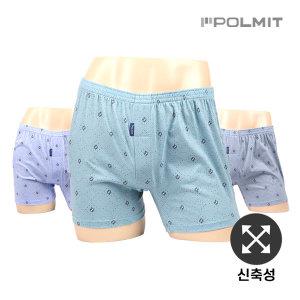 인견트렁크/인견/남성팬티/인견런닝/PMT-383(2) 3매입