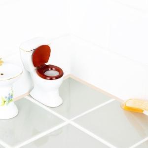 밀크-바닥테두리용 반짝이지 않는 깨끗한 셀프줄눈