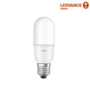 오스람 LED 스틱전구 12W/ 삼파장 24w/백열 대체 주광
