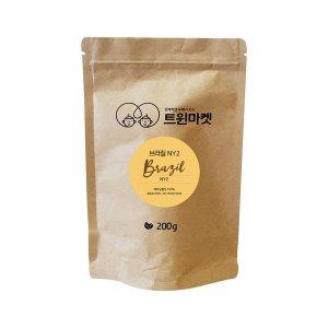 당일로스팅 커피원두 브라질NY2 200g