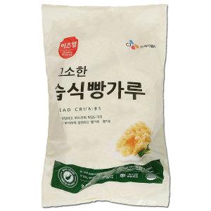CJ 고소한빵가루(습식)2kg