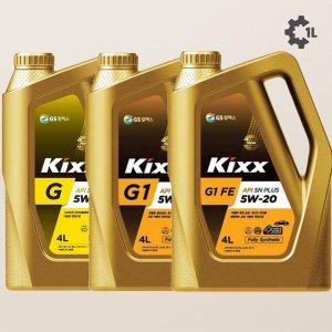 킥스 KIXX G G1 FE 5W30 5W20 GA 4L
