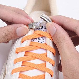 원터치 자석 신발끈 마그네틱 버클 운동화끈 등산화끈