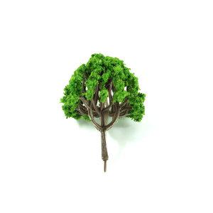 디오라마 건축 나무모형 초록 1P