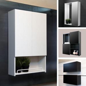 욕실용품/욕실 선반 거울 인테리어/화장실수납/욕실장