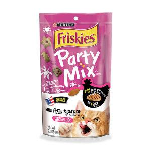 프리스키 파티믹스 캘리포니아 고양이간식 60g x1개