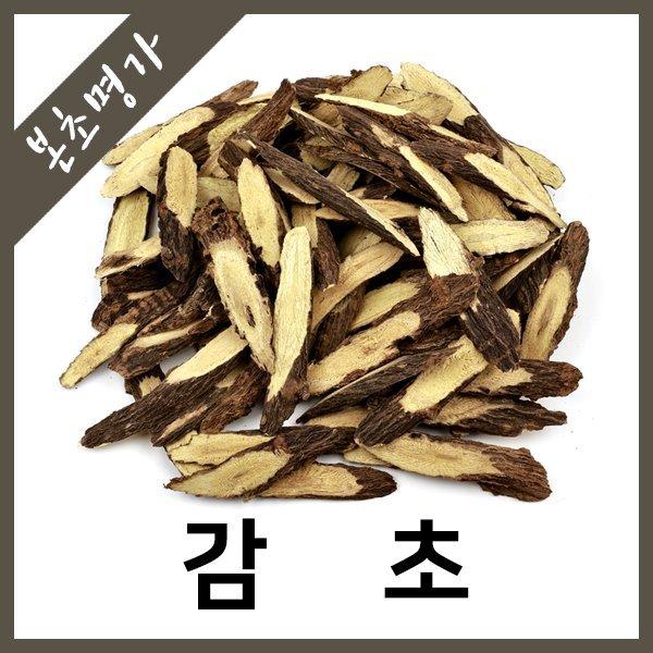본초명가/감초(우즈베키스탄)/감초 1kg(대용량)
