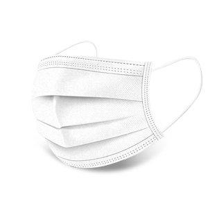 3중필터 덴탈 일회용 마스크 50매 대형 벌크포장