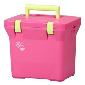 미니 캠핑 아이스박스 차량용 쿨러 낚시 보냉 7L 핑크