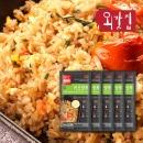 외갓집 카오팟뿌(게살) 냉동볶음밥 250g x 5봉