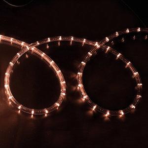 LED 원형 논네온 10M (주백색)
