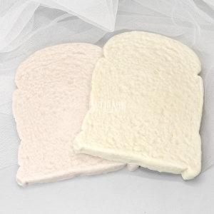 리얼 식빵 수제 몰드 (석고방향제 캔들 재료)