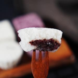 방울기정떡/술떡 20개 (백미 팥앙금)/국내산쌀사용