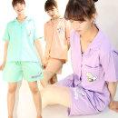 정품 스누피 반팔 상하세트 여성잠옷 홈웨어 파자마