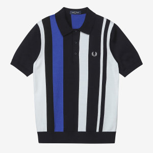 (S/S상품)볼드 스트라이프 니트 셔츠 Bold Stripe Knitted Shirt(608)AFPM2018527