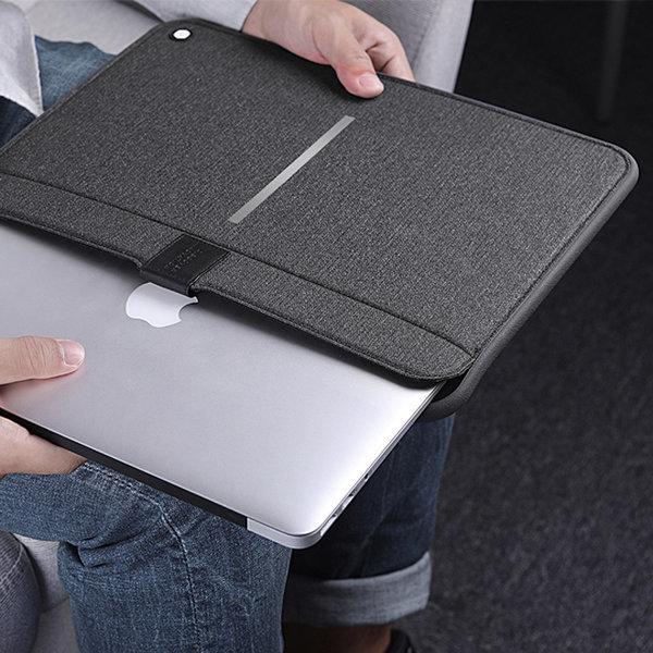 그리핑 애플 맥북 파우치 노트북 케이스 13인치 블랙
