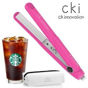 CKI-0704 핑크 미니고데기 매직기 휴대용 파우치