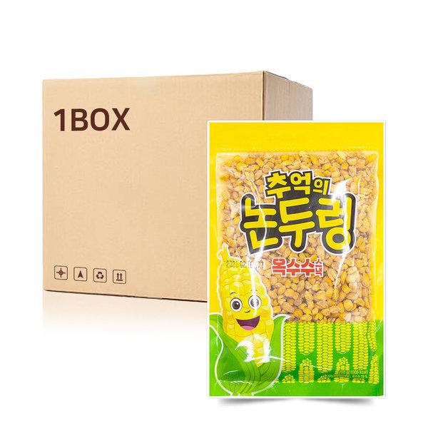 대용량 과자 추억의 논두렁 옥수수 (250gx10EA) 1BOX