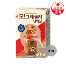 오리온 그래놀라 단백질 330gx10개(박스)