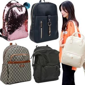 S/S 신상 여성 백팩 여행 가방 퀼팅 배낭