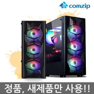 배그풀옵/라이젠5 3500X/16G/256G/GTX 1660 6G/컴집