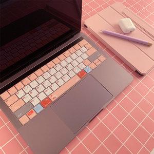 맥북 프로 에어 13 15 인치 키보드 스킨 덮개 커버