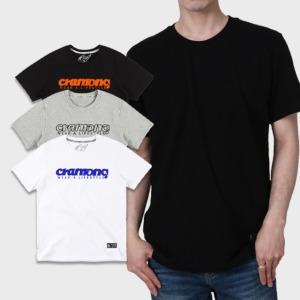 특가 베이직 반팔 티셔츠 기본 무지티 CRMBT01