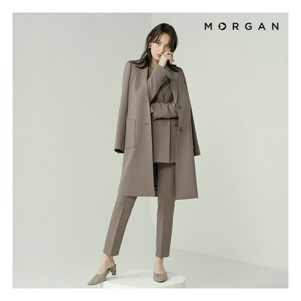 20SS 모르간 시그니처 수트컬렉션3종(롱재킷+재킷+팬