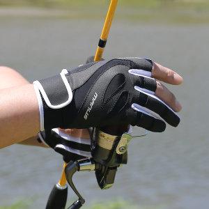 슈어그립 여름 낚시장갑 5컷 3컷 민물 바다