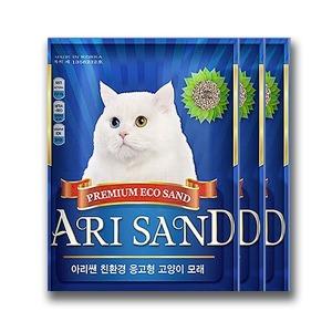 아리쌘 벤토나이트 고양이모래 16.8kg