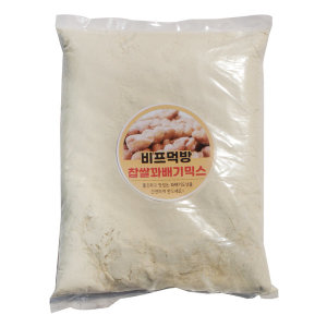 찹쌀꽈배기믹스 반죽가루 1kg (대용량/업소용)