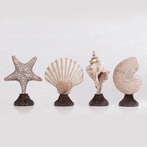 특이한 바다 인테리어 장식품 조각상 소품 펜션 카페