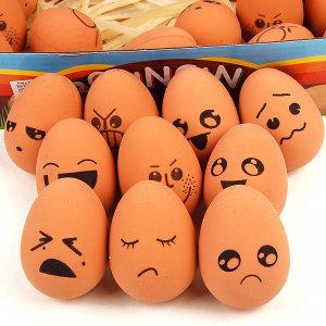 1000계란얌체공(24개입) 계란공 소프트볼 탱탱볼 통통