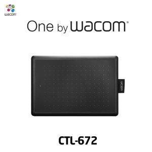 원바이 와콤 CTL-672 중형 One by wacom 보급형 중형