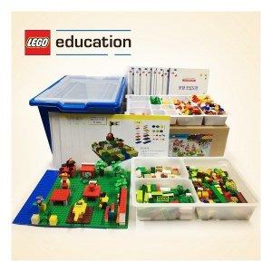 레고에듀케이션  레고 에듀케이션 슈퍼 크리에이터 동화모형집 세트