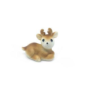 테라리움 피규어 동물 친구들 6종 B타입 사슴 1P