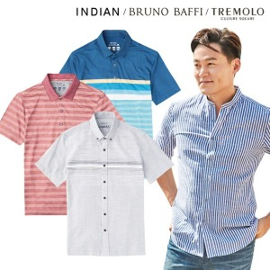 인디안 여름 BIG SALE 여름 반팔셔츠/티셔츠 +무배