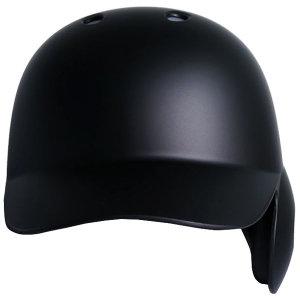 BMC 2020 경량 헬멧 (무광 검정) 좌귀/우타자