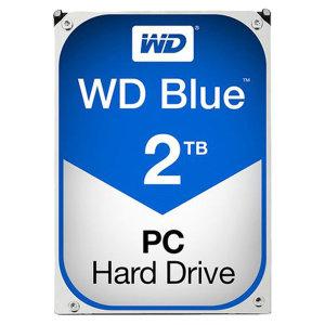 WD 2TB BLUE WD20EZAZ (SATA3/5400/256M) -JM