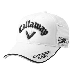 (현대Hmall)캘러웨이 2020 투어 아메리칸 메쉬 남성 골프모자 화이트