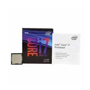w 인텔 코어 i7-9세대 9700K (커피레이크-R) (정품)