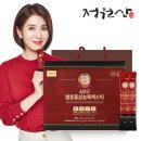 6년근 발효홍삼 농축액스틱 1박스 30포 홍삼스틱