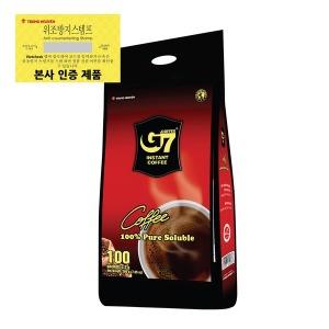 베트남 G7커피 블랙 100개입(2g x 100개입)_B무료배송
