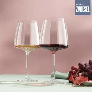 (현대Hmall) 쇼트즈위젤  센사 버건디 와인잔 (710ml) 2p